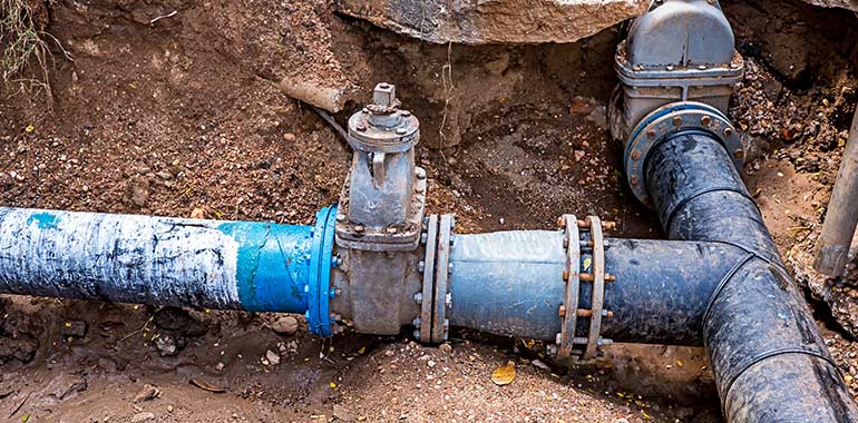 Arlington Heights Sewer Line Repair & Sewer Pipe Replacement