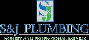S and J Plumbing logo